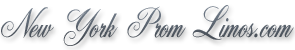 prom limo nyc logo
